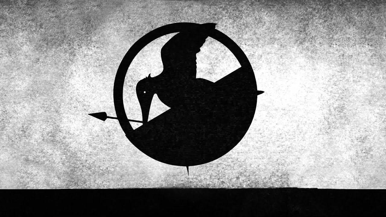 The Hunger Games Mockingjay Title Sequence By Anne Winkler Youtube