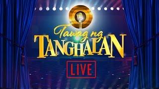Repeat youtube video Tawag Ng Tanghalan Livestream - October 24, 2016