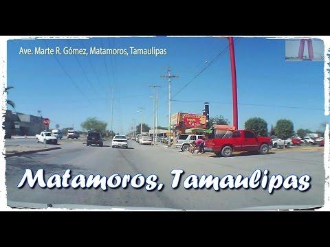Calles Matamoros Tamaulipas. 01 Marzo 2017