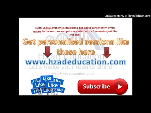 Shaila's (one of the top tutors in Canada/UK) CELPIP Class-HZad Education