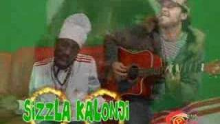 Sizzla - Words of Divine RIDIM UP ON THE GREEN SCREEN