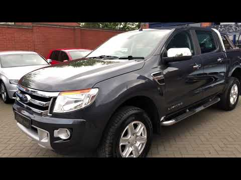 FORD RANGER LIMITED 3.2 TDCI MANUAL FULL SERVICE HISTORY
