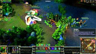 League of Legends: Pull Dragon out of Spawn