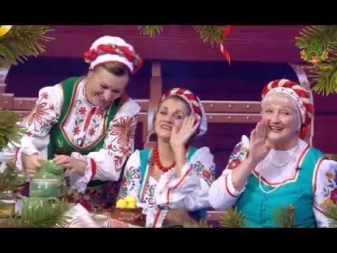 Карагод пад Новы год Валентина Ольшанская