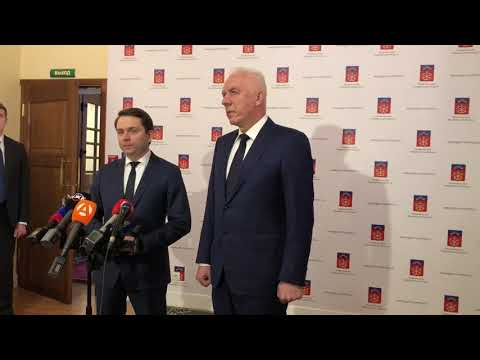 Nord-News: врио губернатора Мурманской области Андрей Чибис
