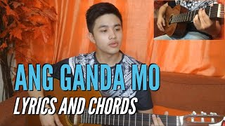 Sons of NOA - Ang Ganda Mo (with lyrics & chords)