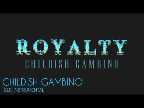 Childish Gambino - R.I.P. (Feat. Bun B) (Instrumental)