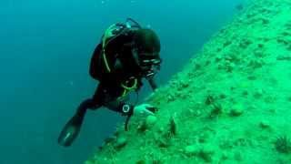 Wrak EL Mina Red Sea Egypt Hurghada 11 2015