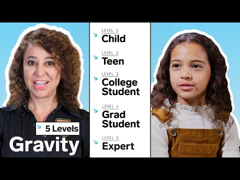 Astrophysicist Explains One Concept in 5 Levels of Difficulty | WIRED