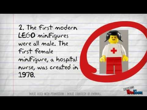 5 Facts About Lego Minifigures