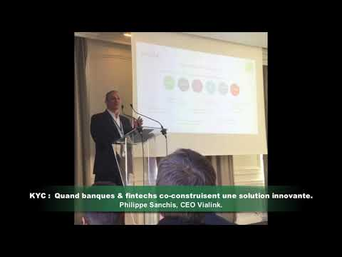 Banque & Innovation 2017 |   KYC : quand banques et Fintechs co-construisent une solution |