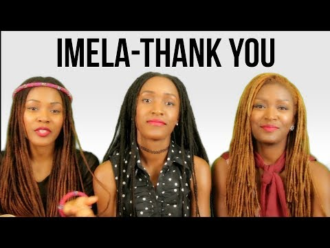 Nathaniel Bassey - Imela (Thank You) Acoustic Cover - 3B4JOY