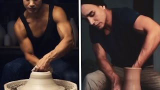 Wonderfully Mesmerizing Videos Of Sensual Pottery