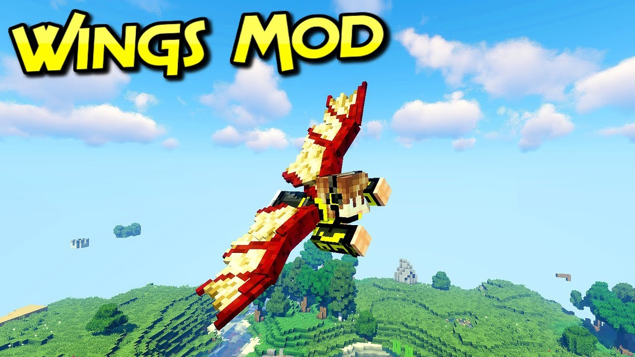 minecraft wings mod 1.12.2