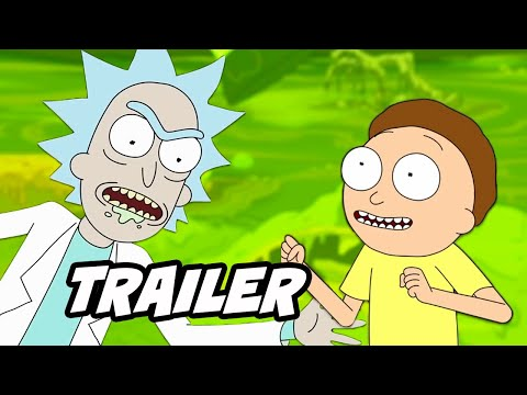 Rick And Morty Season 4 Episode 6 Teaser Trailer And Post Credit Scene Breakdown