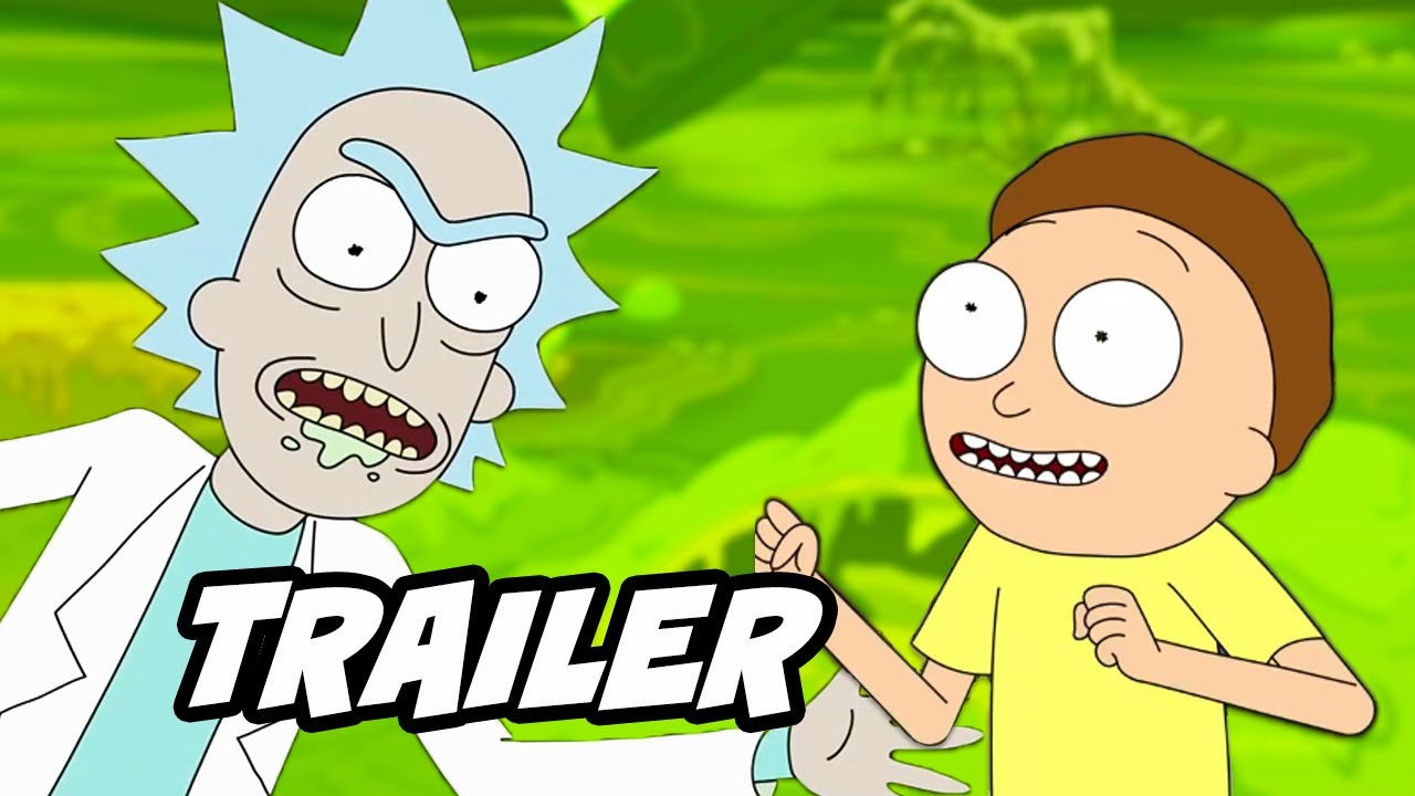 Rick And Morty Season 4 Episode 6 Teaser Trailer And Post