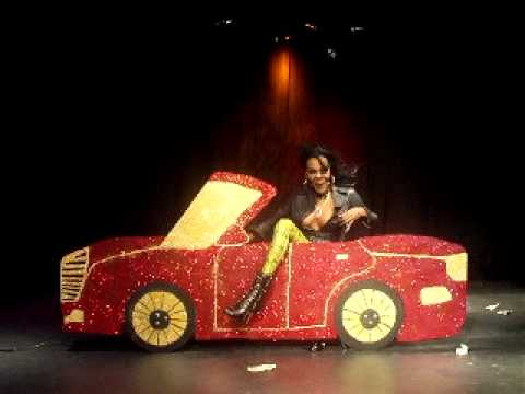 DAPHANIE DUPREE PERFORMS ''MERCEDES BOY'' BY:PEBBLES - YouTube
