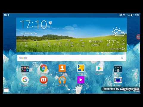 Android Bildirim Cubugunu Degistirme Launchersiz Ve Rootsuz