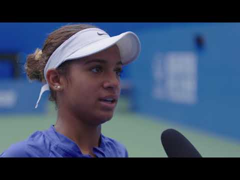 2017 JUNIORS CHENGDU POSTMATCH Whitney Osuigwe USA Day 3