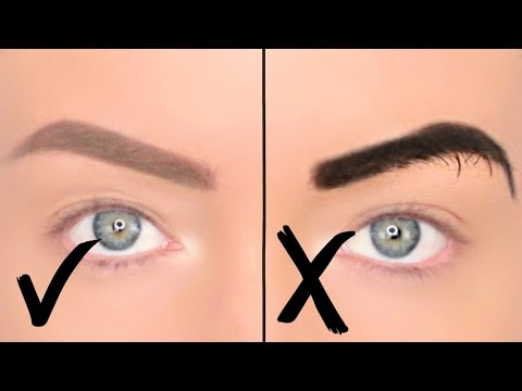 Eyebrow DO's and DONT'S | Stephanie Lange