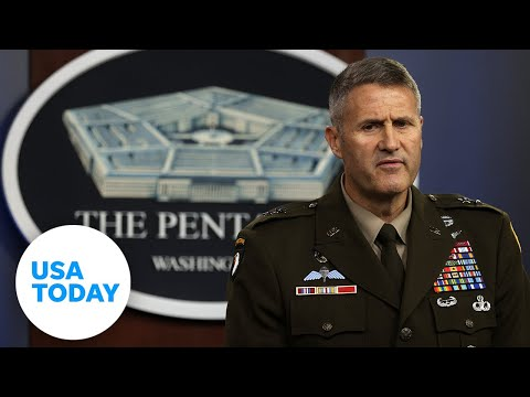 Pentagon holds press briefing to discuss situation in Afghanistan   USA TODAY
