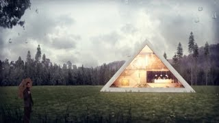 Pyramid House By. Juan Carlos Ramos