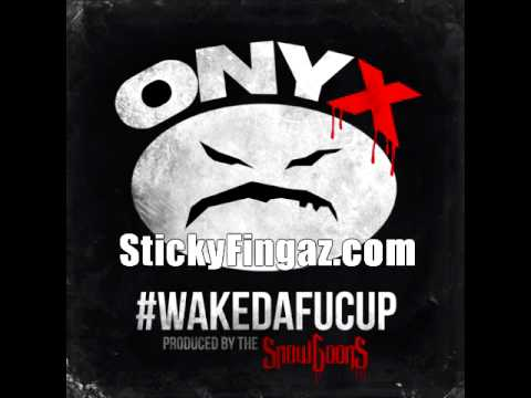 The Tunnel w/ Cormega and Papoose - ONYX (2014) track from new album #WAKEDAFUCUP