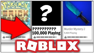 THE MOST PEOPLE EVER IN A ROBLOX GAME?!