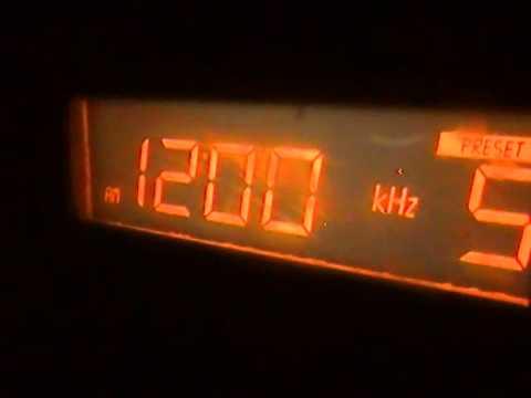 Woai 1200 Am Signal From San Antonio Texas To Zacatecas