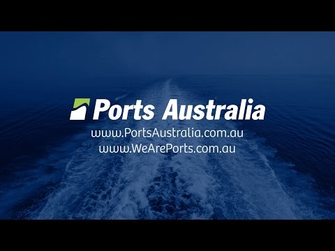 We are Australia's ports - 100 years of Advancing Australia