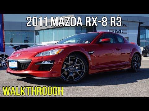 2011 Mazda RX-8 R3 | 1.3L Rotary Engine (Walkthrough)