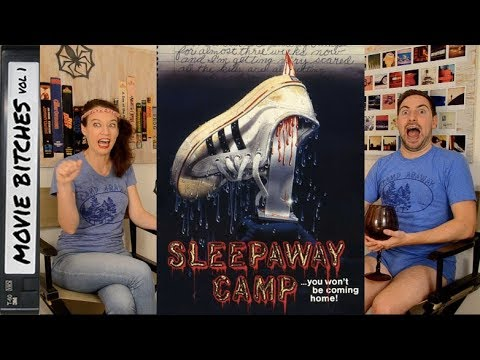 Sleepaway Camp | Movie Review | MovieBitches Retro Review Ep 10