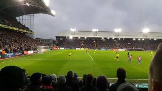 Video Gol Pertandingan Crystal Palace vs Middlesbrough