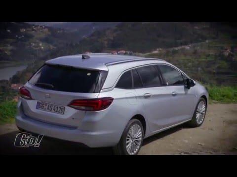 Der Preisträger | Opel Astra Sports Tourer | der Test