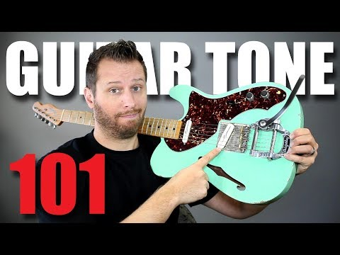 GUITAR TONE 101 - 5 Ways to Get the Perfect Guitar Tone!