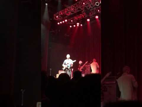 Steve Lacy Dark Red Live at The Fillmore DC 2/27/17