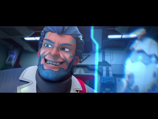 BoBoiBoy Movie 2 8 Minutes Trailer