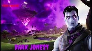 DARK JONESY (DARK REFLECTIONS PACK) + HACKERS en FORTNITE! - Fortnite Battle Royale - Piiipee04