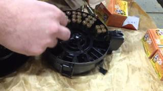 Loading A Romanian AK-47 Drum At SGAmmo.com