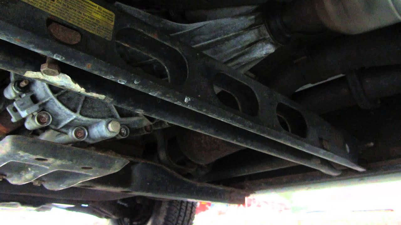 Silverado Transfer Case Noise - YouTube