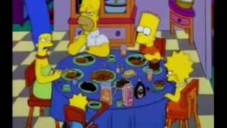The Simpsons Official English Dub