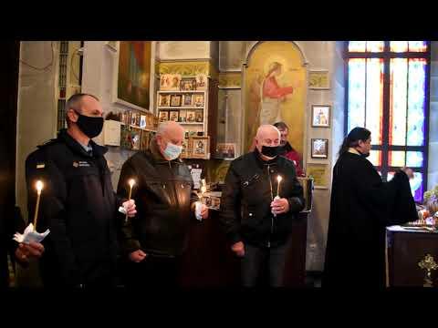 MYKOLAIV DSNS: Молебень з нагоди Дня вшанування учасників аварії на ЧАЕС