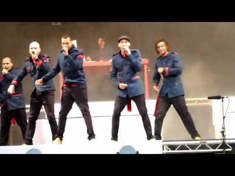 Culcha Candela - Move it - Heppenheim 2011