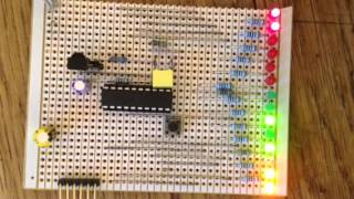 Philips RC5 IR decoding with PIC 16f690 microcontroller