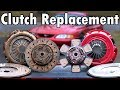 How To Replace A Clutch In Your Car Or Truck Full DIY Guide mp3