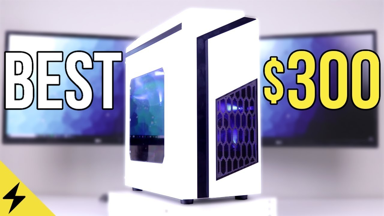 BEST New $300 Gaming PC Build Guide Tested! - Fortnite, LOL, Rainbow Six Siege & more!
