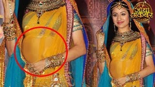 Jodha GETS PREGNANT in Jodha Akbar 25th February 2014 FULL EPISODE