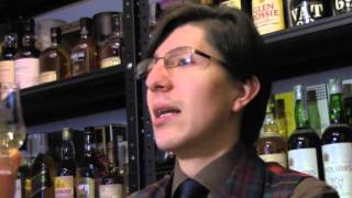 Whisky Masters 81 Whiskeys en New York (Bulleit Bourbon)
