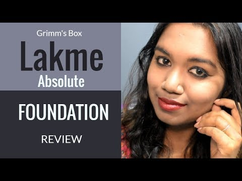 Lakme absolute Argan oil serum Foundation vs CC cream| Review and comparison Hindi video |Kaur tips from YouTube · Duration:  10 minutes 3 seconds