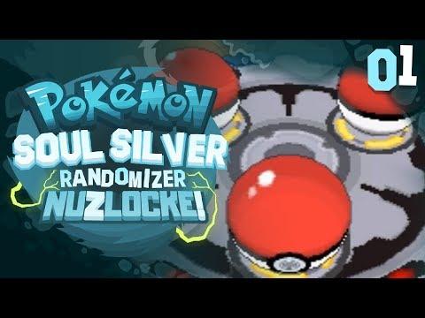 KEN THE RHYPERIOR | Pokémon SoulSilver Randomizer Nuzlocke - Episode 1
